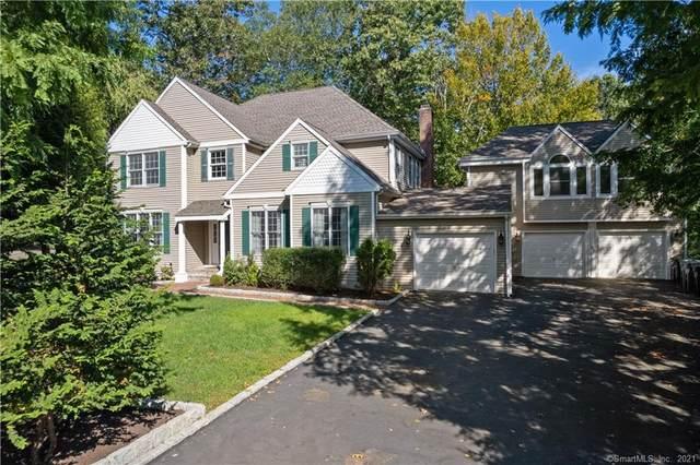 56 Honeysuckle Lane, Milford, CT 06461 (MLS #170444849) :: Chris O. Buswell, dba Options Real Estate