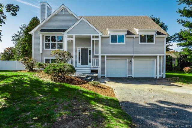 60 Colgate Drive, Manchester, CT 06042 (MLS #170444858) :: Chris O. Buswell, dba Options Real Estate