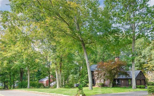 8 Red Barn Road, Oxford, CT 06478 (MLS #170444863) :: Chris O. Buswell, dba Options Real Estate