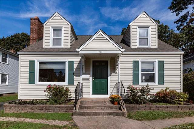 111 Cambridge Street, Manchester, CT 06042 (MLS #170444873) :: Chris O. Buswell, dba Options Real Estate