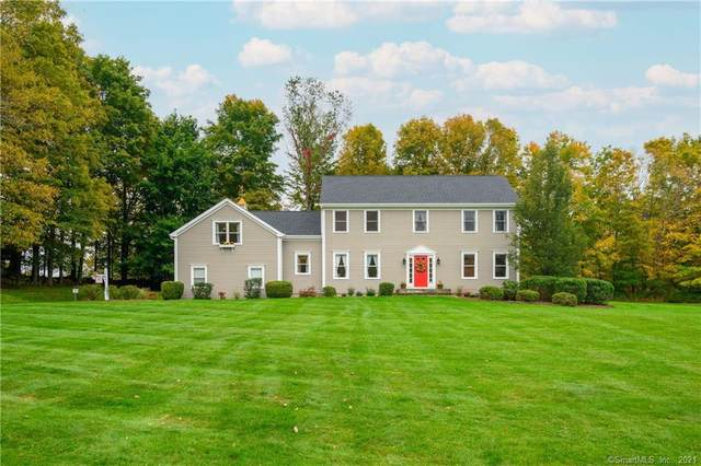 789 Ridgebury Road, Ridgefield, CT 06877 (MLS #170444881) :: Tim Dent Real Estate Group