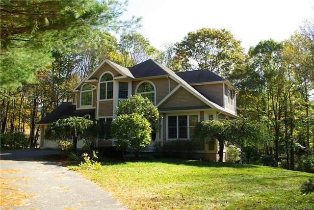 145 Bentley Circle, Goshen, CT 06756 (MLS #170444887) :: Chris O. Buswell, dba Options Real Estate