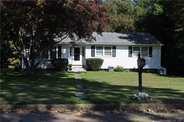 270 Byron Road, Meriden, CT 06451 (MLS #170444888) :: Michael & Associates Premium Properties | MAPP TEAM