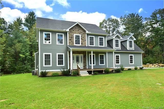 3 Angela Lane, Willington, CT 06279 (MLS #170444894) :: Chris O. Buswell, dba Options Real Estate