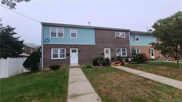 424 Lake Avenue #7, Bristol, CT 06010 (MLS #170444909) :: Chris O. Buswell, dba Options Real Estate