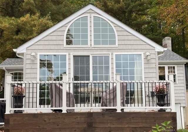 209 Mamanasco Road #209, Ridgefield, CT 06877 (MLS #170444939) :: Tim Dent Real Estate Group