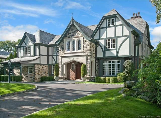 109 Woodside Drive, Greenwich, CT 06830 (MLS #170444940) :: Michael & Associates Premium Properties   MAPP TEAM
