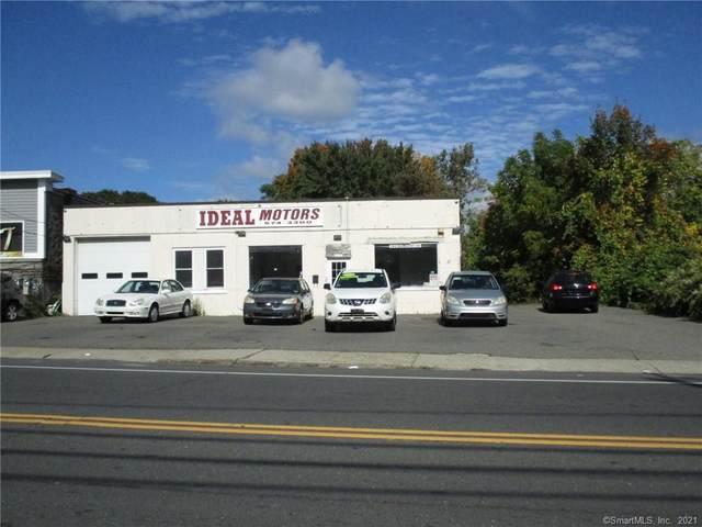 465 Meriden Road, Waterbury, CT 06705 (MLS #170444965) :: Michael & Associates Premium Properties | MAPP TEAM