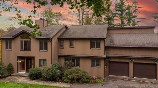 29 Hidden Brook Drive, Brookfield, CT 06804 (MLS #170444975) :: Spectrum Real Estate Consultants