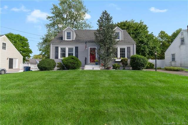 21 Damen Drive, East Haven, CT 06512 (MLS #170444984) :: Chris O. Buswell, dba Options Real Estate