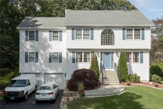 2 Basking Brook Lane #2, Shelton, CT 06484 (MLS #170444994) :: Chris O. Buswell, dba Options Real Estate