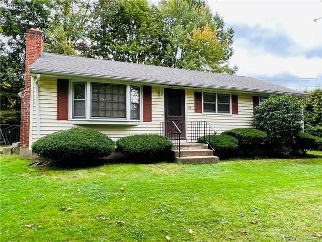 68 Brookdale Avenue, Newington, CT 06111 (MLS #170445001) :: Linda Edelwich Company Agents on Main
