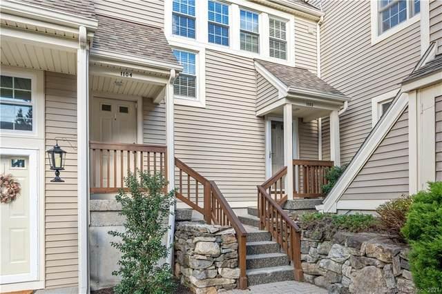 1104 Foxboro Drive #1104, Norwalk, CT 06851 (MLS #170445073) :: Grasso Real Estate Group