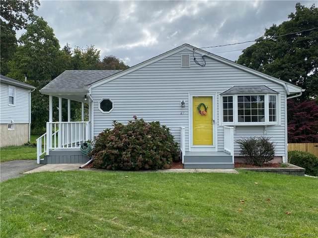 27 Parkview Street, Meriden, CT 06451 (MLS #170445079) :: Michael & Associates Premium Properties | MAPP TEAM