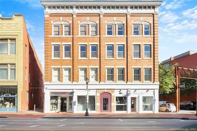 131 Washington Street #202, Norwalk, CT 06854 (MLS #170445082) :: Next Level Group