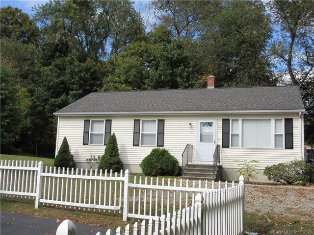 180 E Main Street, Griswold, CT 06351 (MLS #170445091) :: Chris O. Buswell, dba Options Real Estate