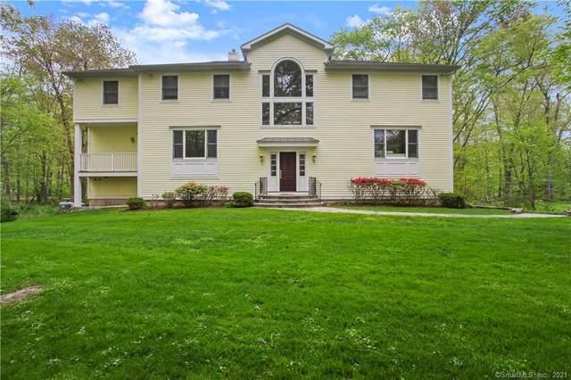 110 Fishing Trail, Stamford, CT 06903 (MLS #170445113) :: Tim Dent Real Estate Group