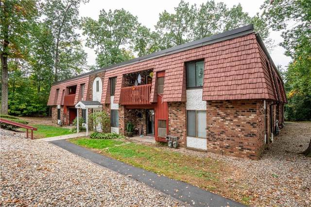 31 Woodsedge Drive 1B, Newington, CT 06111 (MLS #170445140) :: Alan Chambers Real Estate