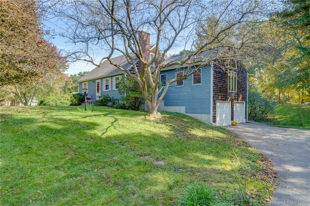 400 Warrenville Road, Mansfield, CT 06250 (MLS #170445144) :: Anytime Realty