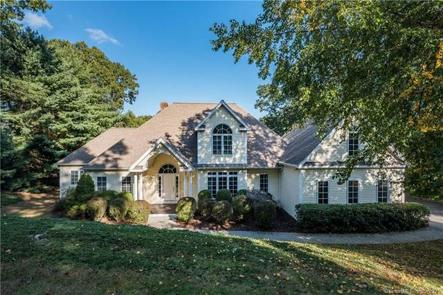 4 Otter Brook Drive, Old Saybrook, CT 06475 (MLS #170445147) :: Chris O. Buswell, dba Options Real Estate