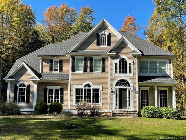 3 Clemons Spring, Granby, CT 06060 (MLS #170445152) :: Michael & Associates Premium Properties | MAPP TEAM