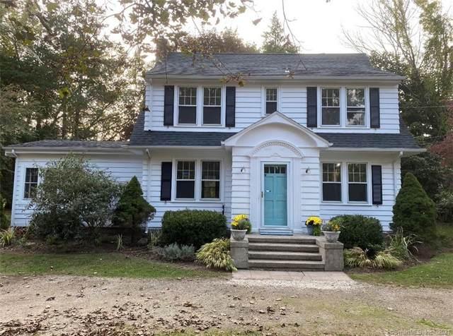 1046 Johnson Road, Woodbridge, CT 06525 (MLS #170445157) :: Tim Dent Real Estate Group