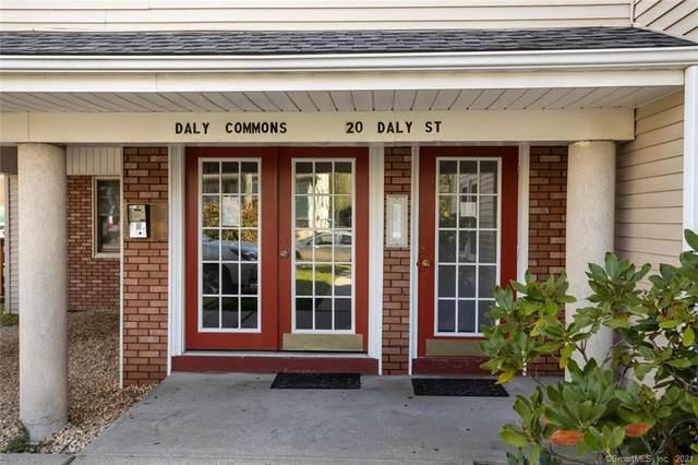 20 Daly Street 2F, Stamford, CT 06902 (MLS #170445185) :: Tim Dent Real Estate Group