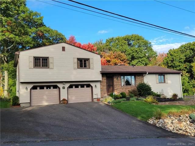226 Juniper Ridge Drive, Waterbury, CT 06708 (MLS #170445190) :: Chris O. Buswell, dba Options Real Estate