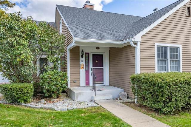79 Independence Drive #79, Mansfield, CT 06250 (MLS #170445195) :: Chris O. Buswell, dba Options Real Estate