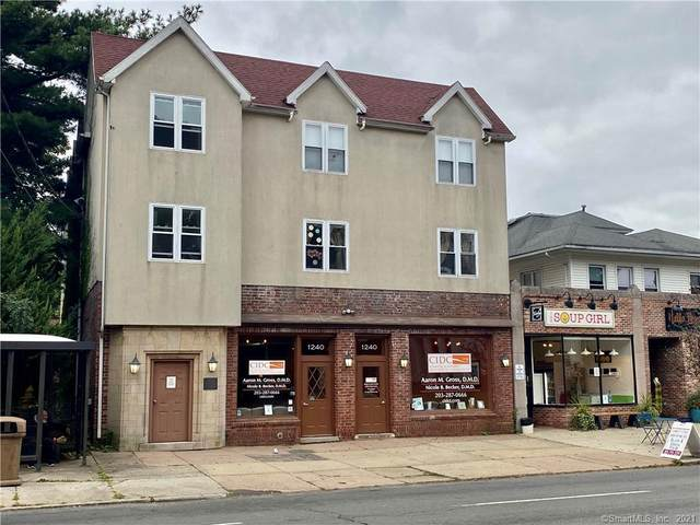 1240 Whitney Avenue B, Hamden, CT 06517 (MLS #170445207) :: Chris O. Buswell, dba Options Real Estate
