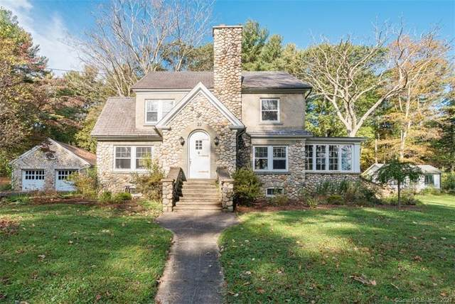22 Meadowbrook Lane, Mansfield, CT 06250 (MLS #170445215) :: Chris O. Buswell, dba Options Real Estate
