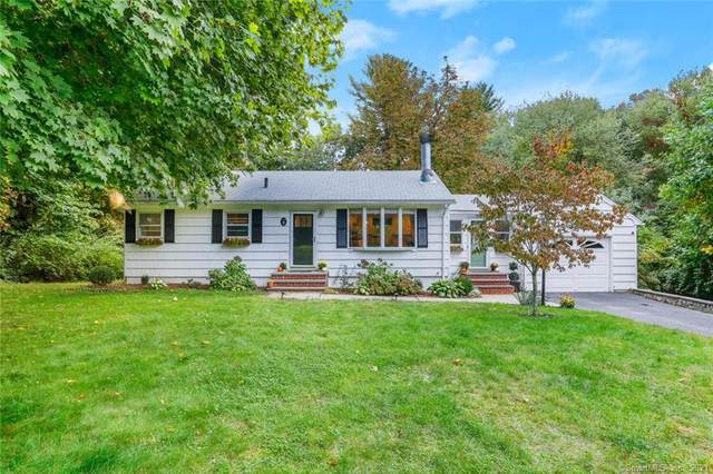19 Putting Green Road, Fairfield, CT 06825 (MLS #170445265) :: Around Town Real Estate Team