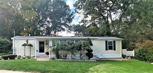 32 Ridge Circle, Mansfield, CT 06268 (MLS #170445276) :: Michael & Associates Premium Properties | MAPP TEAM