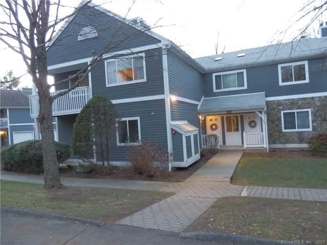 206 Windgate Circle F, Monroe, CT 06468 (MLS #170445279) :: Michael & Associates Premium Properties   MAPP TEAM