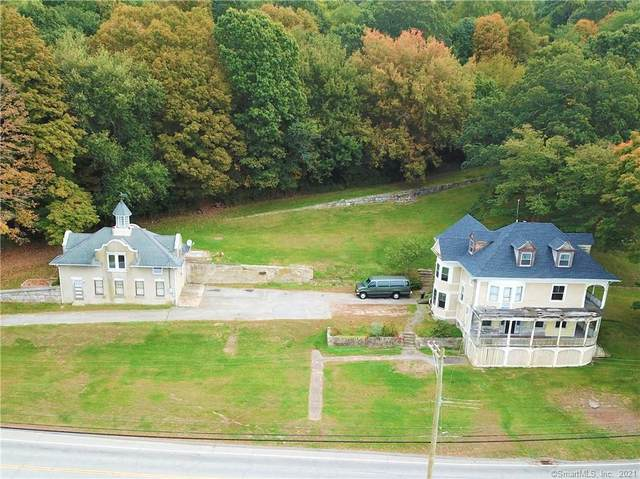 435 Military Highway, Groton, CT 06340 (MLS #170445297) :: Anytime Realty