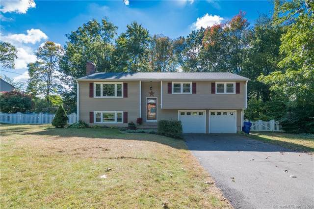 95 Greenfield Drive, South Windsor, CT 06074 (MLS #170445306) :: NRG Real Estate Services, Inc.