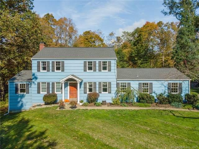 6 Hunting Ridge Road, Newtown, CT 06470 (MLS #170445307) :: Michael & Associates Premium Properties | MAPP TEAM