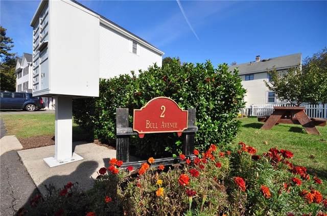 2 Bull Avenue A6, Wallingford, CT 06492 (MLS #170445314) :: Carbutti & Co Realtors