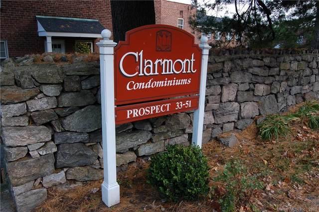 33 Prospect Avenue #33, Norwalk, CT 06850 (MLS #170445326) :: Michael & Associates Premium Properties   MAPP TEAM