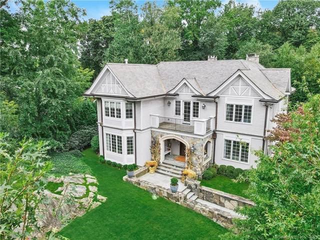 222 Overlook Drive, Greenwich, CT 06830 (MLS #170445336) :: Michael & Associates Premium Properties   MAPP TEAM