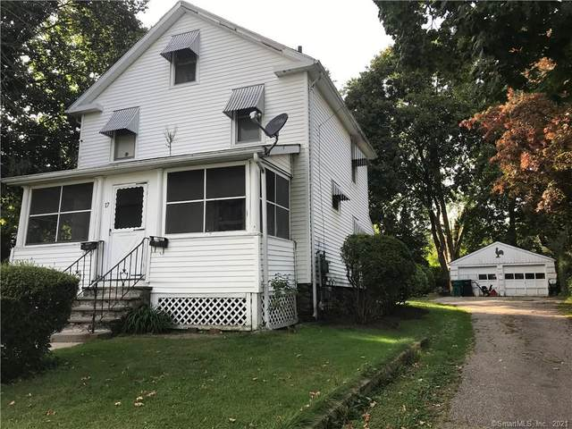 17 Home Place, Danbury, CT 06810 (MLS #170445342) :: Chris O. Buswell, dba Options Real Estate