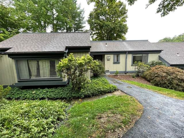 846A Heritage Village A, Southbury, CT 06488 (MLS #170445347) :: Chris O. Buswell, dba Options Real Estate
