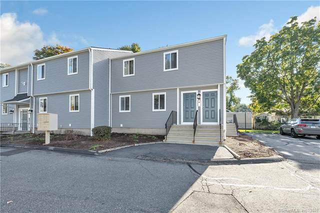 104 Seaside Avenue J, Milford, CT 06460 (MLS #170445358) :: Grasso Real Estate Group