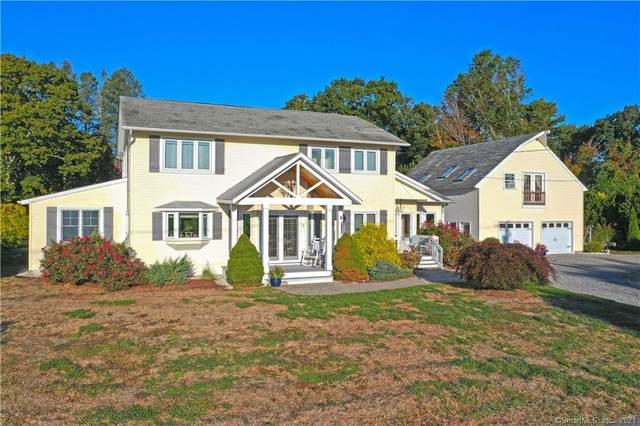 25 Saltus Drive, Old Saybrook, CT 06475 (MLS #170445370) :: Spectrum Real Estate Consultants
