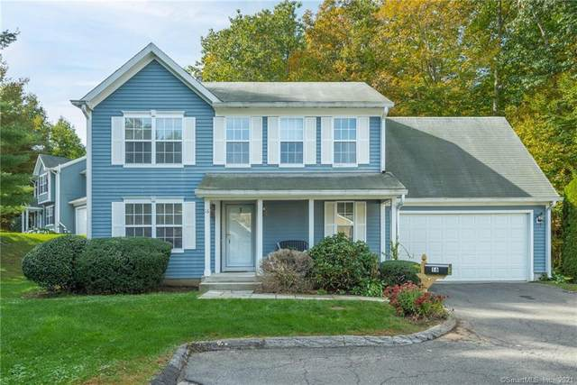 16 Echo Pond Road, Monroe, CT 06468 (MLS #170445378) :: Realty ONE Group Connect