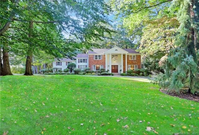 147 Mountain Wood Road, Stamford, CT 06903 (MLS #170445383) :: Faifman Group
