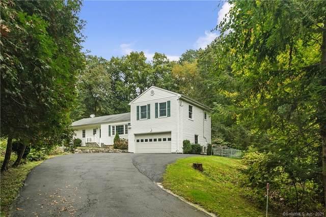 97 Shady Lane, Stamford, CT 06903 (MLS #170445385) :: Tim Dent Real Estate Group
