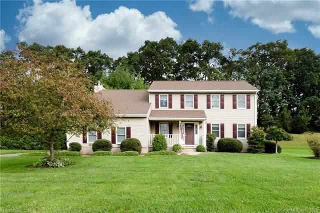 125 Greystone Drive, Southington, CT 06479 (MLS #170445388) :: Around Town Real Estate Team