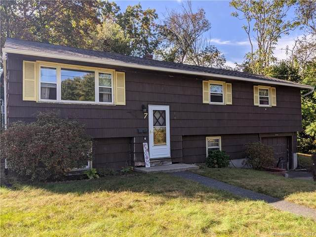 7 Westerly Drive, Enfield, CT 06082 (MLS #170445406) :: NRG Real Estate Services, Inc.