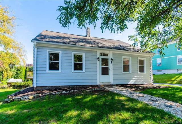 95 Old Norwich Road, Waterford, CT 06375 (MLS #170445442) :: Anytime Realty
